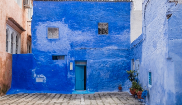 The Blue City of Chefchaouen, Morocco, #5