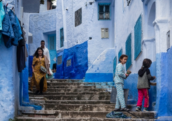 The Blue City of Chefchaouen, Morocco, #6