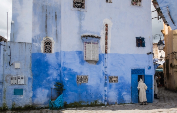 The Blue City of Chefchaouen, Morocco, #7