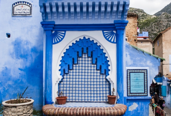 The Blue City of Chefchaouen, Morocco, #8