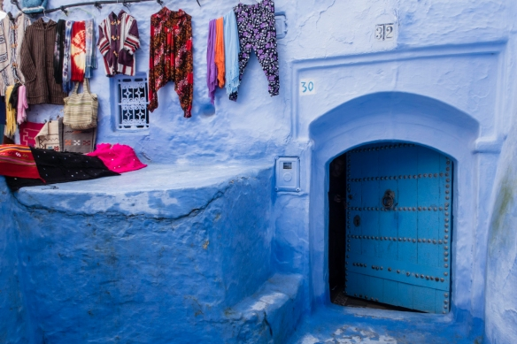 The Blue City of Chefchaouen, Morocco, #9
