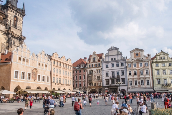 One of Europe_s biggest and most beautiful urban spaces, Old Town Square (Staroměstské náměstí, or Staromák for short) has been Prague_s principal public square since the