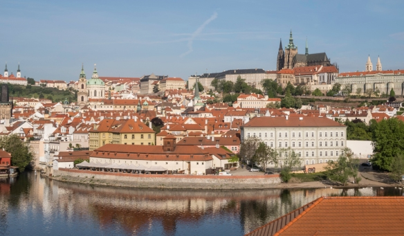 Prague, Czech Republic, thrived under the rule of Charles IV, who ordered the building of the New Town in the 14th century - many of the city's most important attractions date back to th