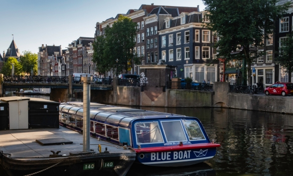 Alongside tulips and windmills, the global image of Amsterdam, The Netherlands, is one of a city entwined with water -- in 2010 the Amsterdam Canal Ring was added to UNESCO_s World Her