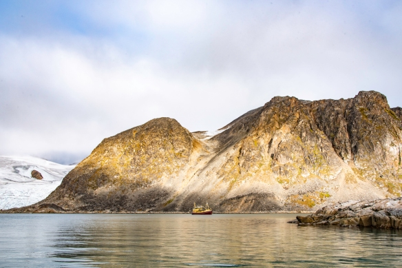 Raudfjorden (The Red Fjord), Spitsbergen Island, Svalbard, photograph #13