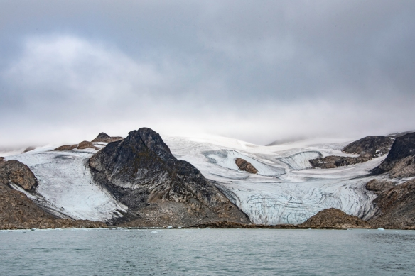 Raudfjorden (The Red Fjord), Spitsbergen Island, Svalbard, photograph #3