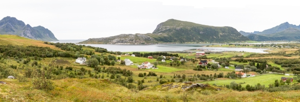 "With a population of only about 3,000, outdoor experiences dominate daily activity in Leknes, Norway, which delivers on the Norwegian tourist board_s slogan- ""Powered by Nature"""