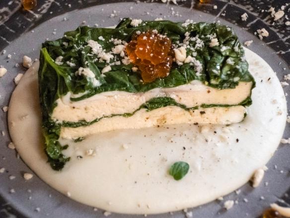 A fish mouse appetizer, Il Tegolo Champagneria-Crudite_, Livorno, Italy