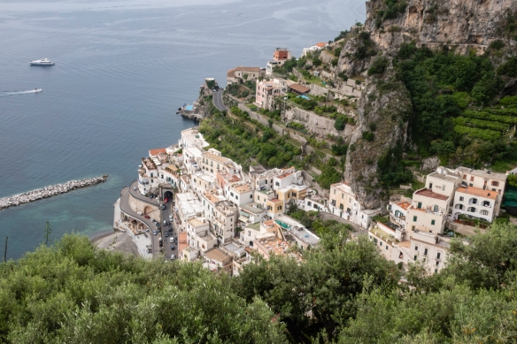 Hiking the Amalfi Coast, Italy, #6 -- from its forested cliffs to its sparkling blue sea and the winding roads in between, the Amalfi Coast is one of Italy_s great natural wonders
