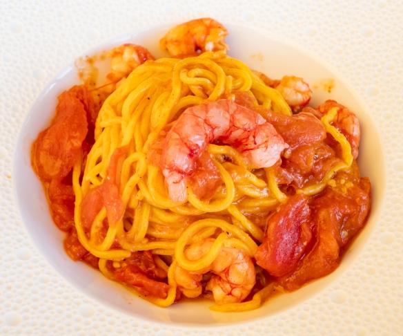 Luncheon at Acqua Pazza, Ponza, Italy #6