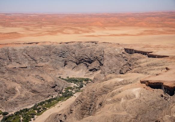 Kuiseb River canyon, Namib Desert, Namibia, #3
