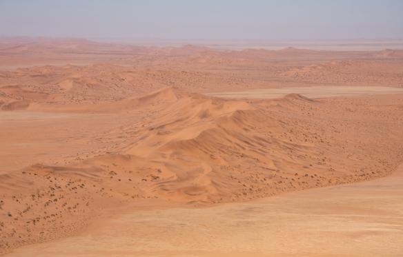 Red sand dunes in the Namib Desert, Namibia, #2