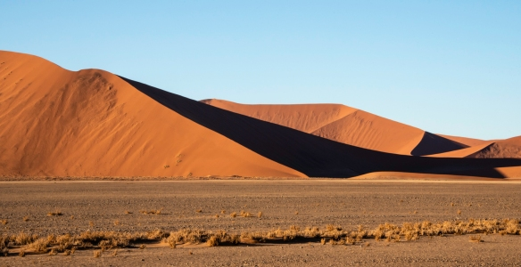 Sand Dunes at Sunrise, Sossusvlei, Namibia, #6