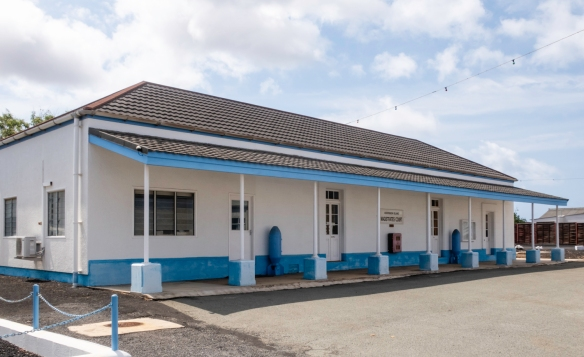 Ascension Island Magistrates Court, Georgetown, Ascension Island
