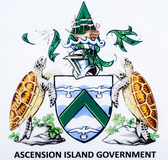 Turtles were very important in the early history and settlement of Ascension Island and are prominent in the island government_s coat-of-arms