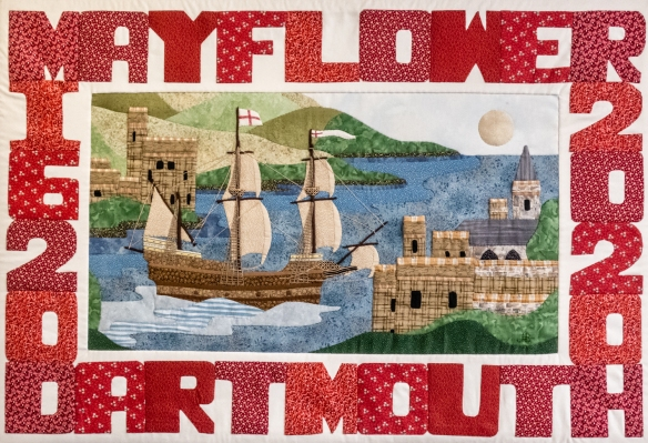 The town of Dartmouth has a long tradition of strategic importance for sailing ships, and next year celebrates the 400th anniversary of making repairs on the Mayflower's sister ship, Speedwell, with the Mayflower also in Dartmouth