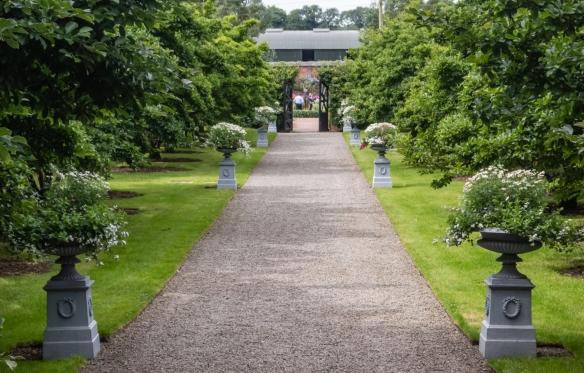 County Meath Country House's Gardens #12, Slane, Republic of Ireland