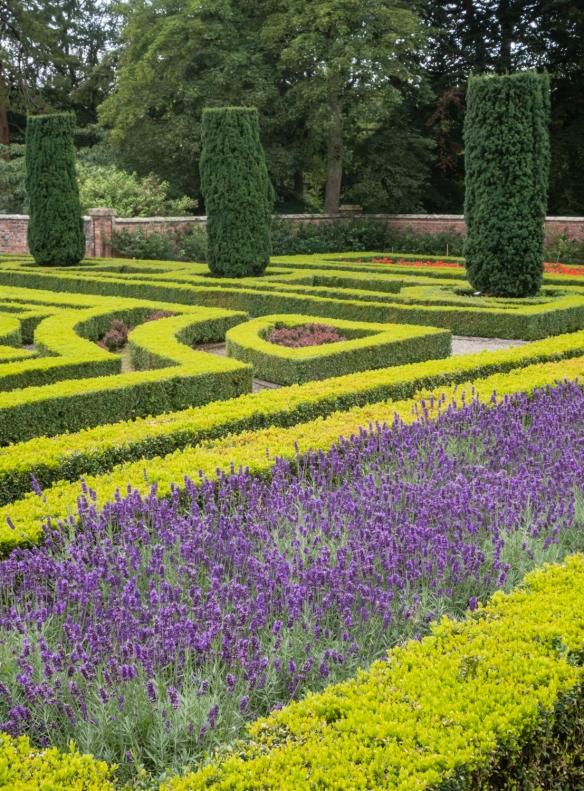 County Meath Country House's Gardens #2, Slane, Republic of Ireland
