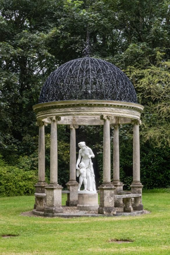 County Meath Country House's Gardens #4, Slane, Republic of Ireland