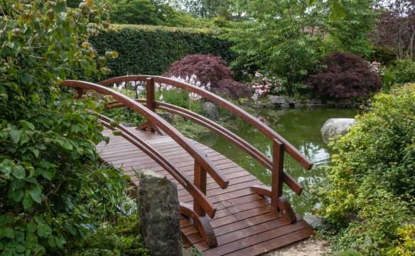 County Meath Country House's Gardens #5, Slane, Republic of Ireland