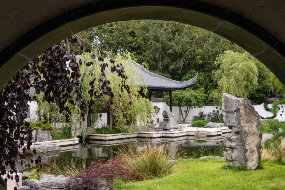 County Meath Country House's Gardens #6, Slane, Republic of Ireland