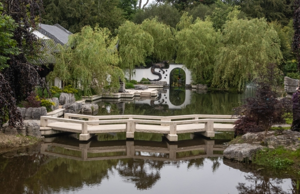 County Meath Country House's Gardens #9, Slane, Republic of Ireland