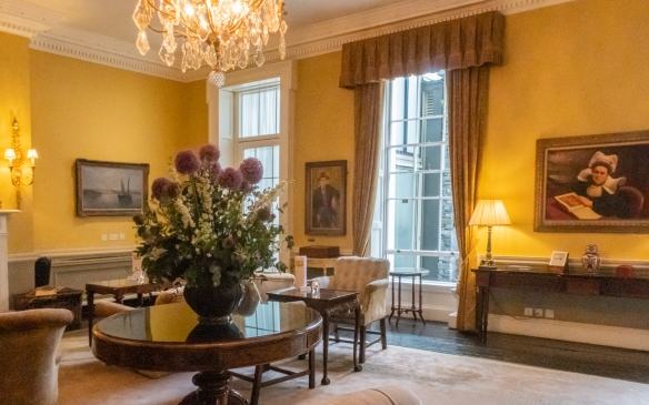 Georgian Drawing Rooms, The Merrion Hotel, Dublin, Republic of Ireland