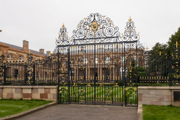 Hillsborough Castle, a Georgian mansion dating back to the 1750s, has been a grand family home and is now the official home of the Secretary of State for Northern Ireland, and a royal residence, Hillsborough, County Down, Northern Ireland