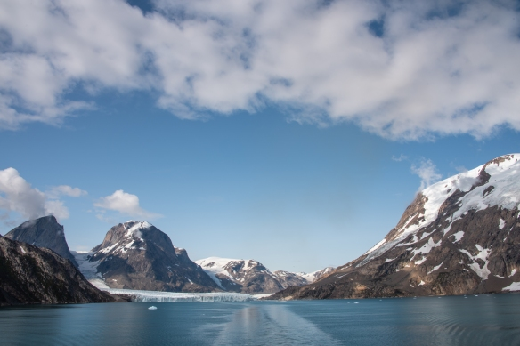 Prins Christian Sund offers a protected course from southeastern to southwestern Greenland, and is one of South Greenland's most dramatic natural features
