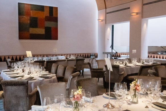 """Restaurant Patrick Guilbaud, Dublin, Republic of Ireland- """"A truly sumptuous restaurant in an elegant Georgian house; Patrick Guilbaud has run it for over 35 years"""