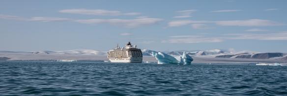 Iceberg #2, Philpots Island (east of Devon Island), Nunavut, Canada