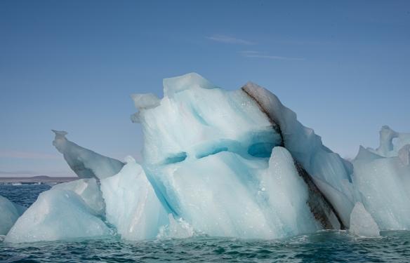 Iceberg #5, Philpots Island (east of Devon Island), Nunavut, Canada10120190826