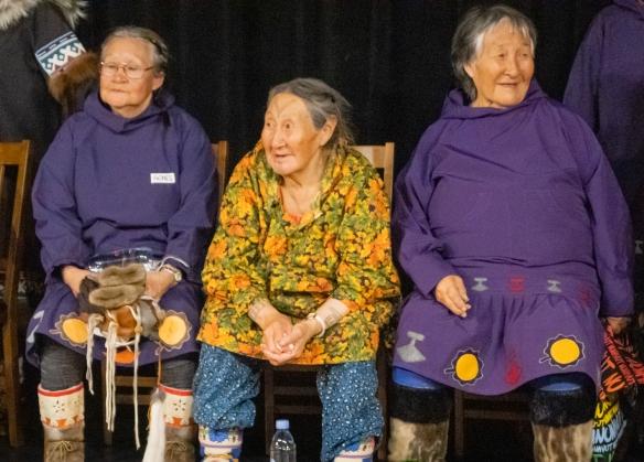 Inuit (local face #10) from Ulukhaktok, Victoria Island, Northwest Territories, Canada