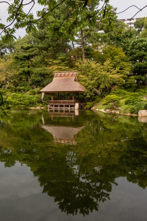 Shukkeien Garden #2, Hiroshima, Honshu Island, Japan