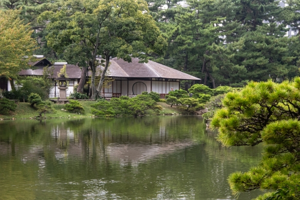 Shukkeien Garden #3, Hiroshima, Honshu Island, Japan
