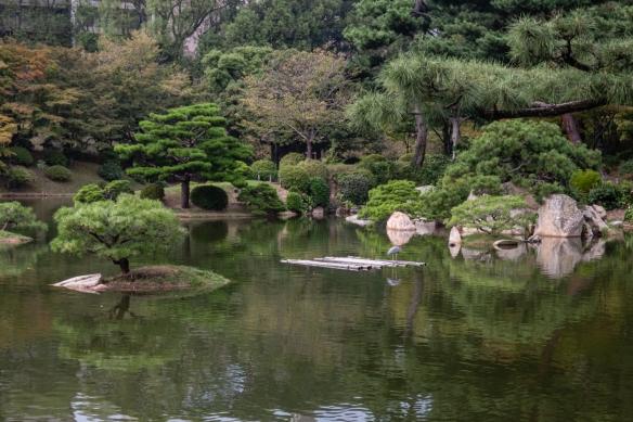 Shukkeien Garden #5, Hiroshima, Honshu Island, Japan