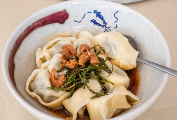 Local Dumplings, Yuan Yuan Resuarant, French Concession, Shanghai, China
