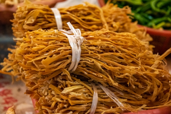 The local fresh food market; Yangshuo, Guangxhi, China #4