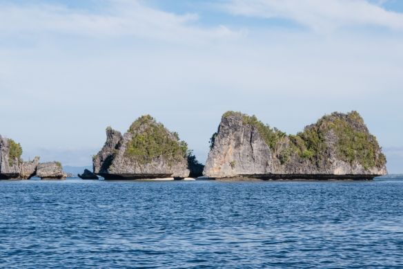 Cruising the islands around Misool, Raja Ampat, Indonesia #2