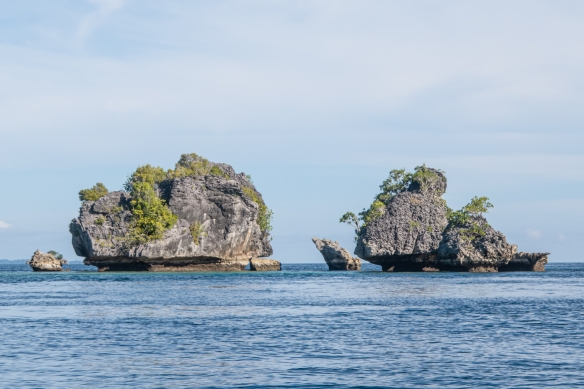 Cruising the islands around Misool, Raja Ampat, Indonesia #3