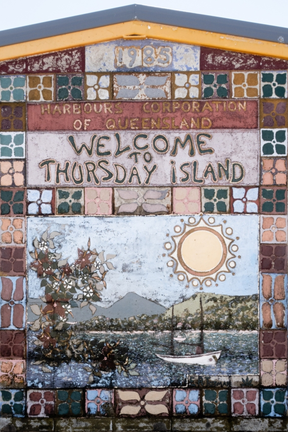 Welcome to Thursday Island, a tiny paradise in the Torres Strait Islands archipelago, between the northern tip of Queensland, Australia, and Papua New Guinea